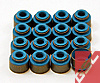 GSC Power-Division Viton 6mm Exhaust Valve Stem Seals for Honda B, H, and K-Series Engines